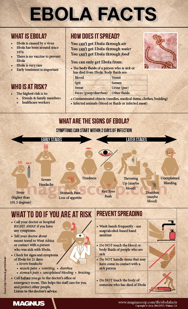 Ebola Notice English
